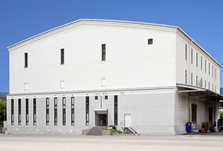 神戸倉庫全景写真