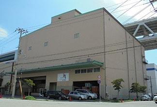東神戸倉庫全景写真