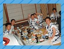2011年 兵庫・城崎温泉 記念写真