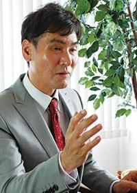 加賀澤社長写真